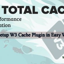 How to Setup W3 Total Cache Plugin in Easy Way 2016