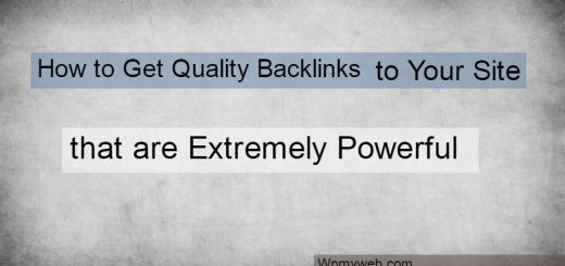 get quality backlinks free