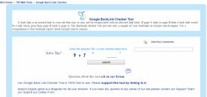 Search Engine Genie
