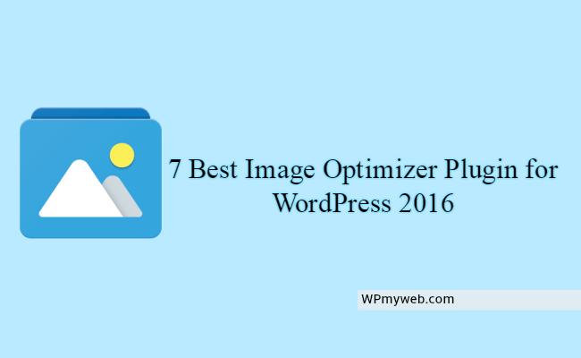 Best Image Optimizer Plugin for WordPress
