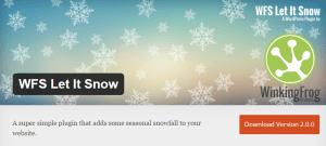 WFS Let It Snow