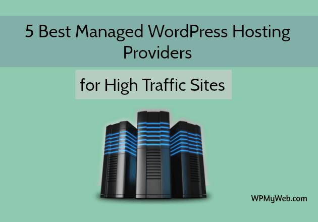 5 Best Managed WordPress Hosting Providers