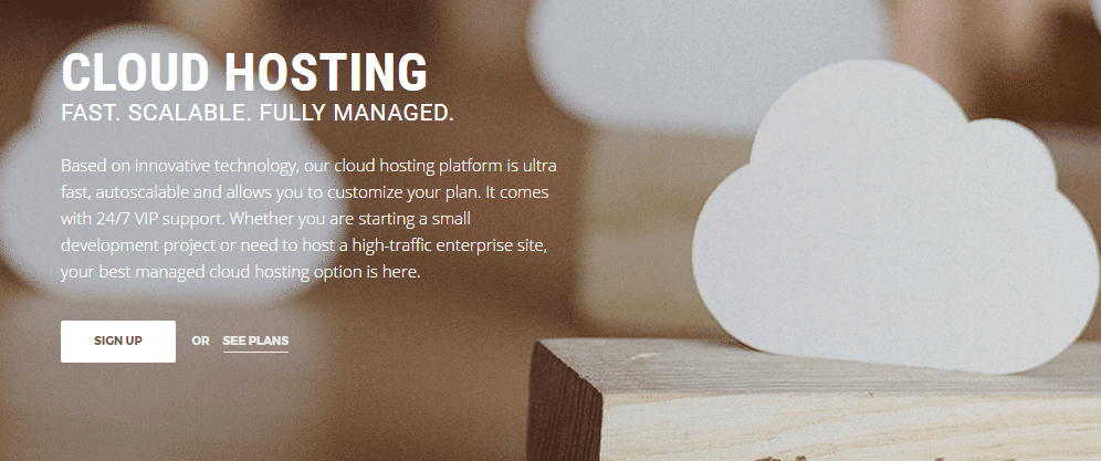 SiteGround Cloud Hosting