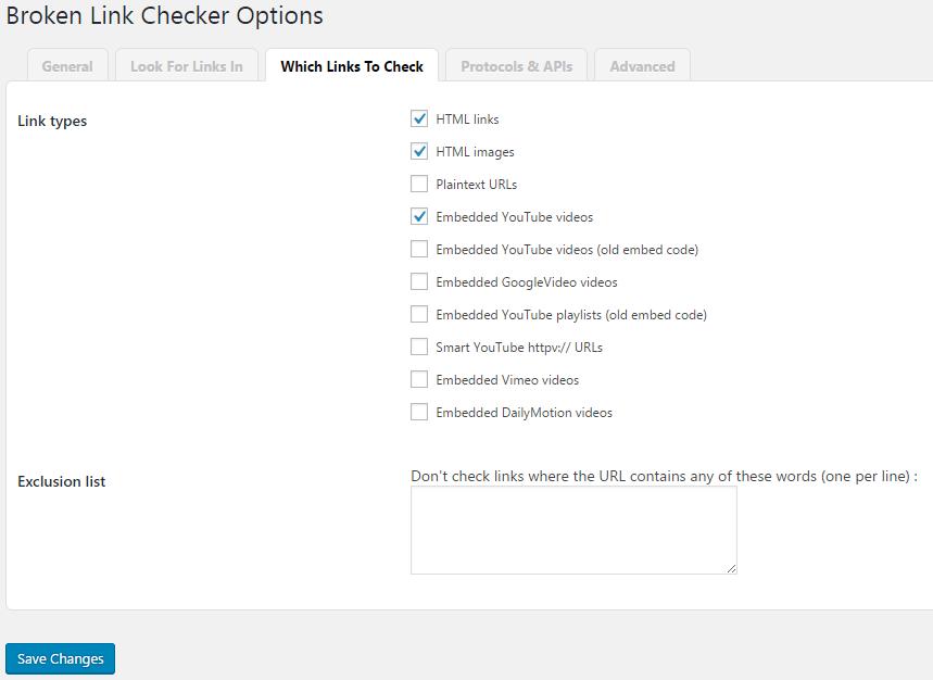 Broken Link Checker to Check