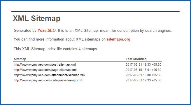 How to Create XML Sitemap Using Sitemap Generator Tool ...