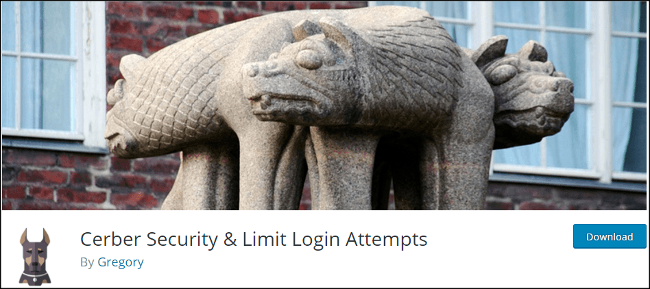 Cerber Security & Limit Login Attempts