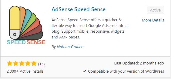 AdSense Speed Sense
