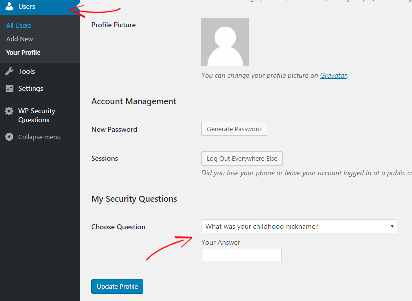 WP add user question